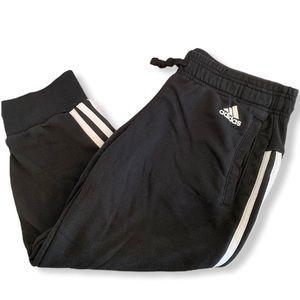 Adidas Cropped Jogging Pants